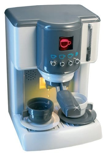 Fun Play Espresso Machine This Is Definitely The One I D Get For Little Alex Bernson Jr Because Has Everything