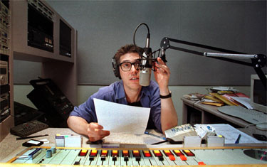 This American Life host Ira Glass (Photo: Jewcy.com)