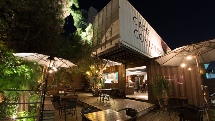 cafe container campinas brazil shipping containers specialty coffee sprudge