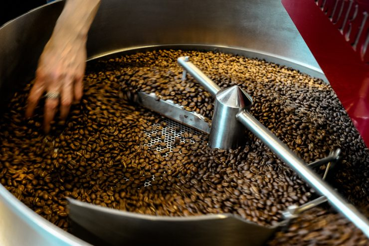 cafe 366 coffee roaster paris france the beans on fire sprudge