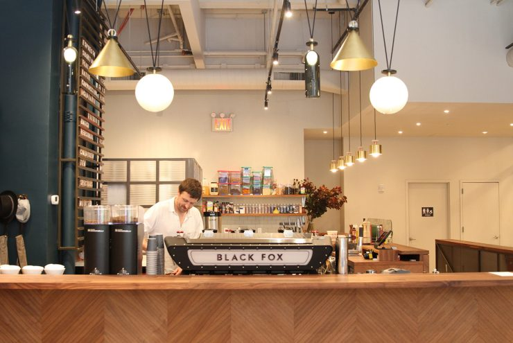 black fox coffee manhattan financial district kris wood sprudge 70 pine april bloomfield ruby coffee 49th parallel small batch parlor heart
