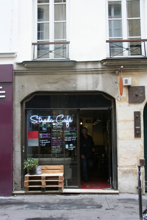 Strada Cafe Paris Marais Sprudge