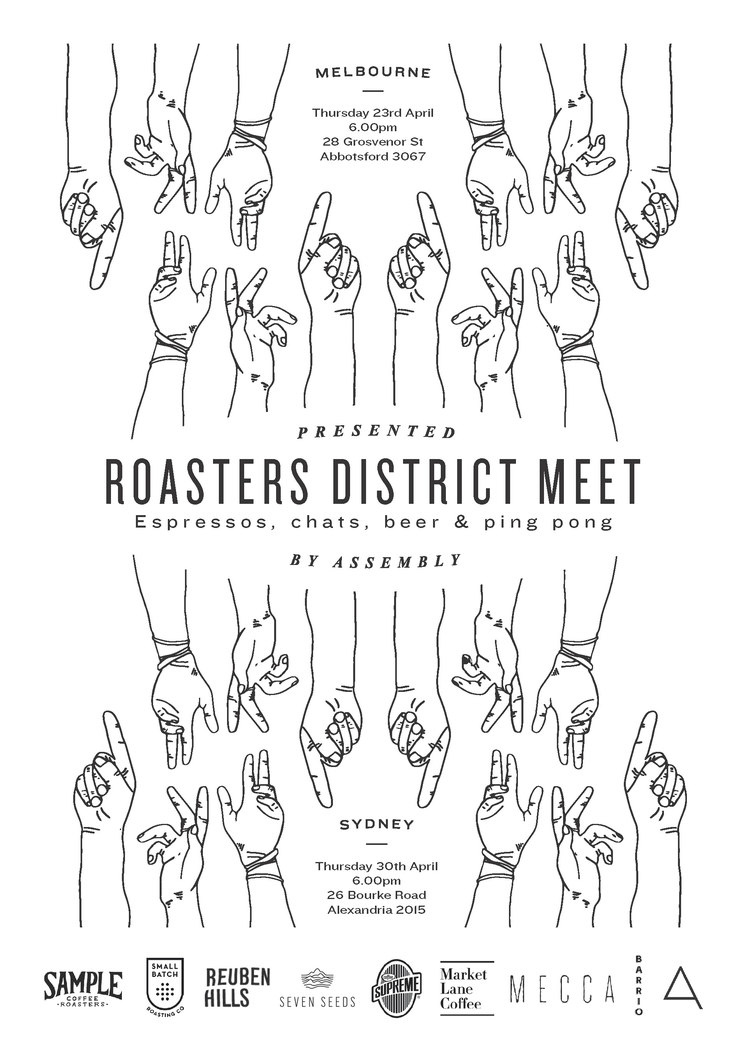 roasters district meet melbourne sydney australia assembly mecca coffee sprudge
