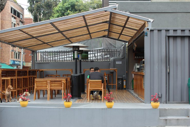 Azahar Sprudge Bogota Cafe City Guide