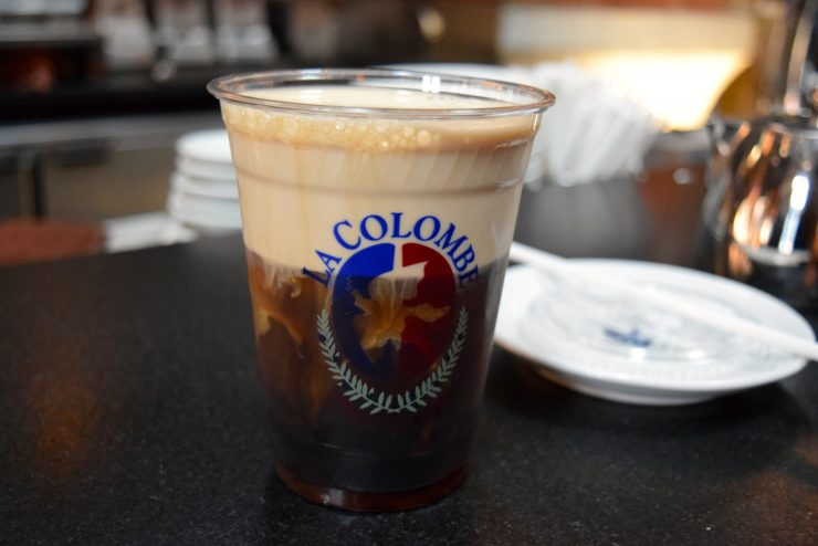 la colombe cold draft latte pure black philadelphia coffee sprudge