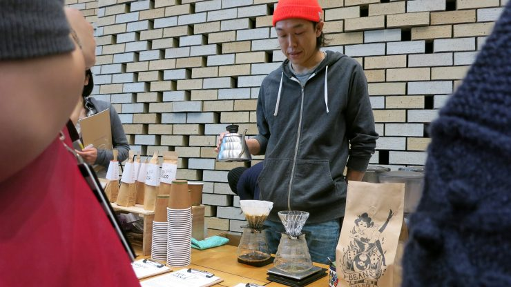 trunk coffee paul bassett fuglen slow jet mojo glitch single origin coffee roasters coffee collection tokyo japan sprudge