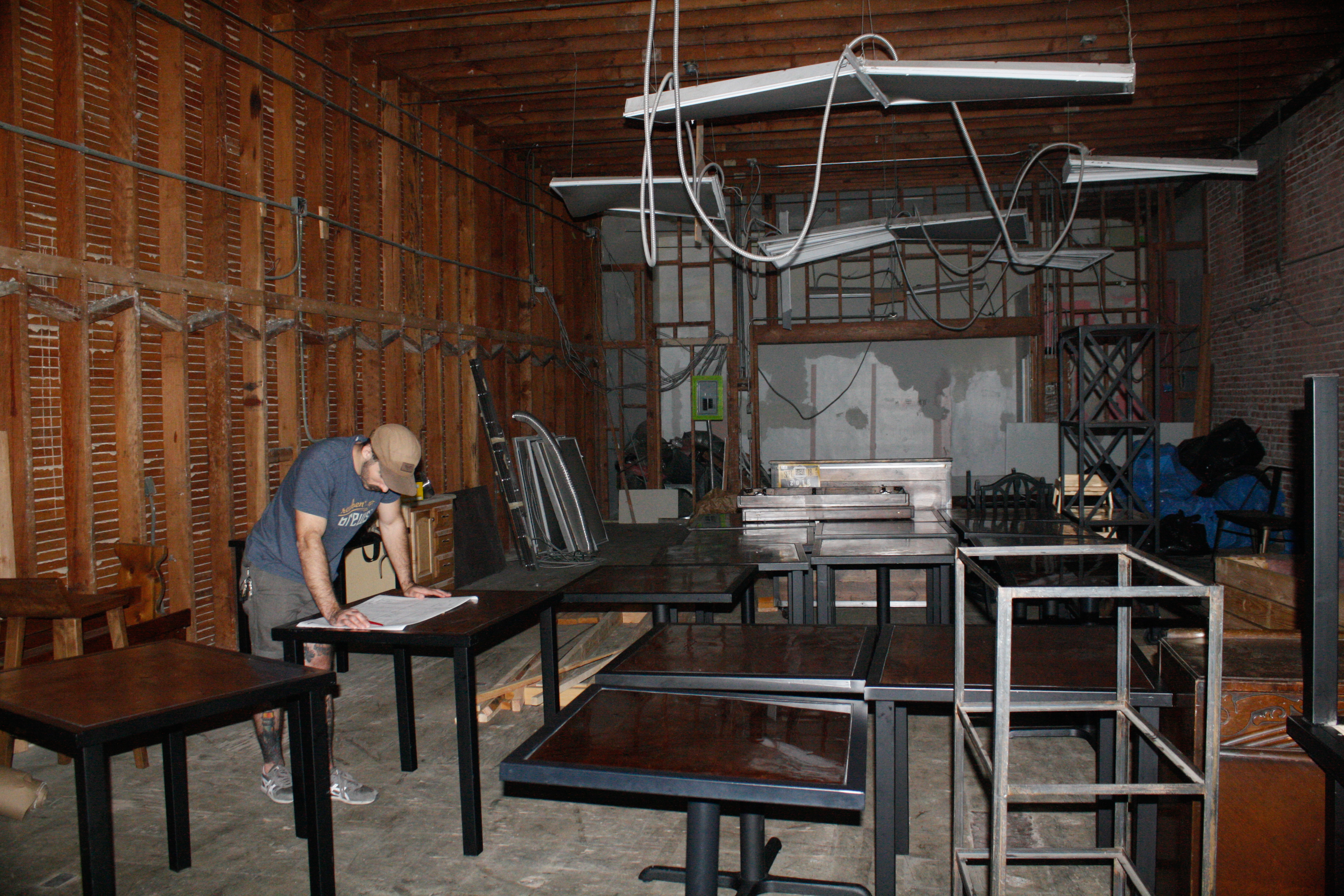 build-outs of summer lift coffee roasters whittier california sprudge