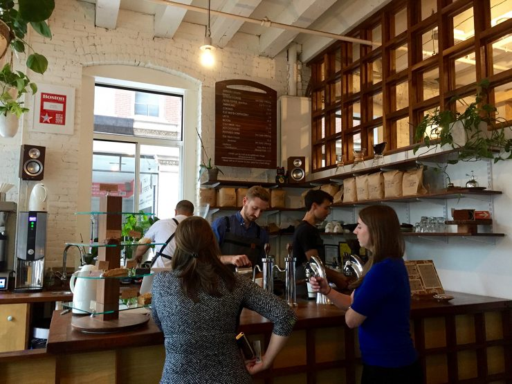 george howell coffee render coffee bar barismo flat black gracenote coffee roasters boston cafe guide sprudge