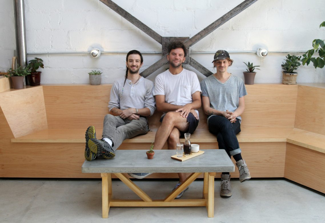 sey coffee lofted brooklyn bushwick mike wolf coffee lance schnorenberg tobias polk
