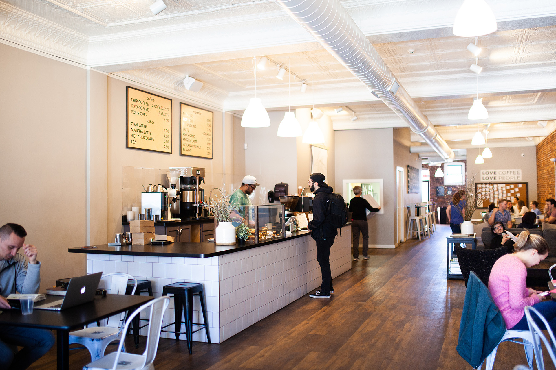 connecticut coffee guide