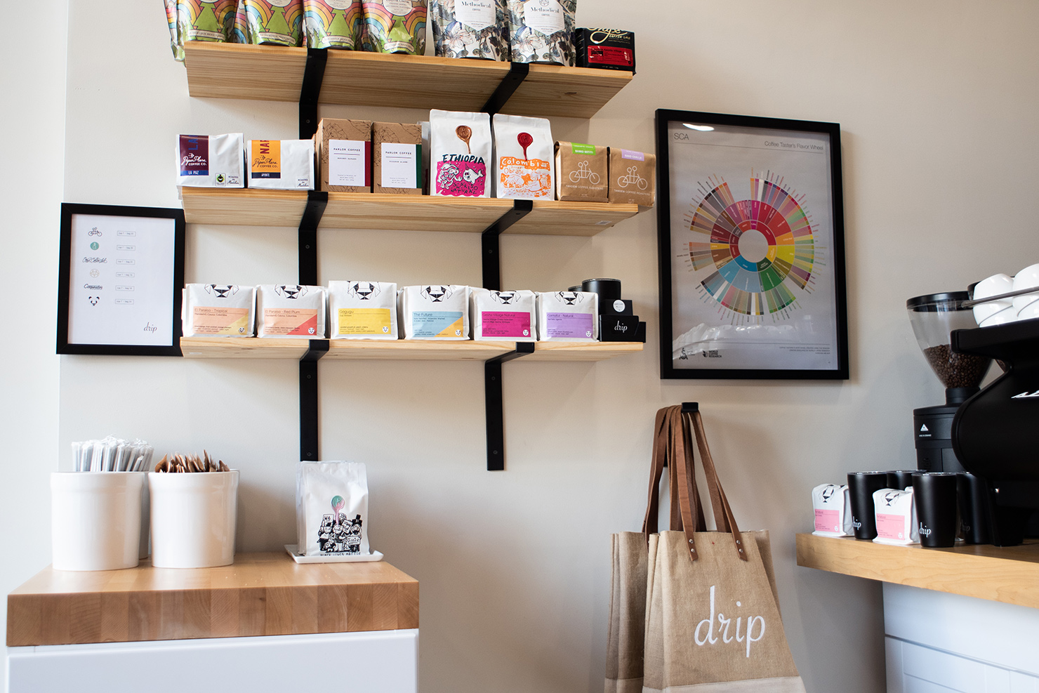 Drip Coffee Retail Coffee Low Jeremy Paul Hernandez