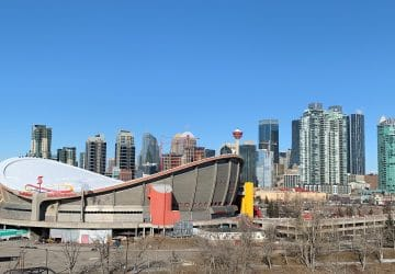 Calgary Guide Calgary Downtown Skyline Tyler Hagan